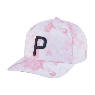 Bloom P Snapback Cap