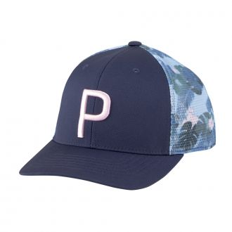 Spring Break Trucker P Snapback Cap