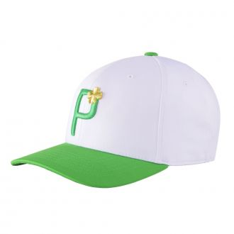St. Patty's Day P Snapback Cap