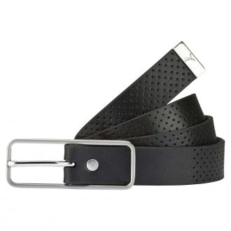 Women's Dimple Belt - Black