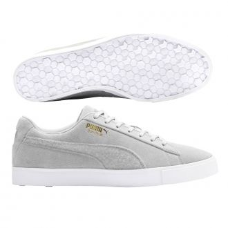 Limited Edition Suede G Patch Shoes