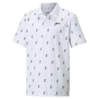 Boys MATTR X Formstripe Golf Polo