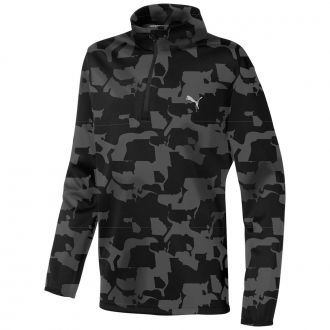 Juniors Union Camo 1/4 Zip
