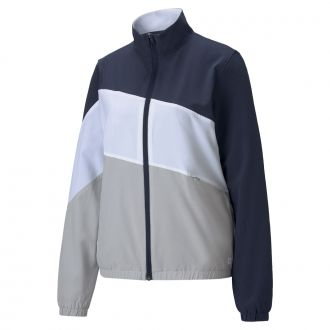Women's Track Golf Jacket