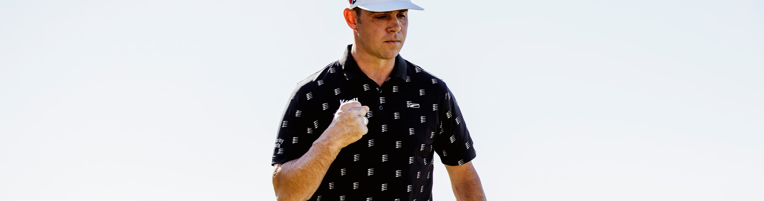 Gary Woodland in Moving Day Polo