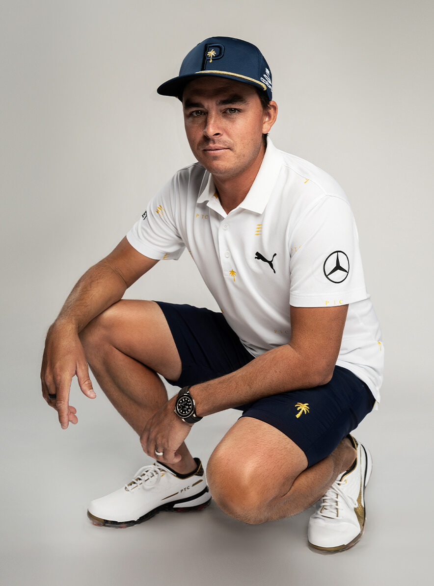 Rickie Fowler Palm Tree Crew Outfit 2