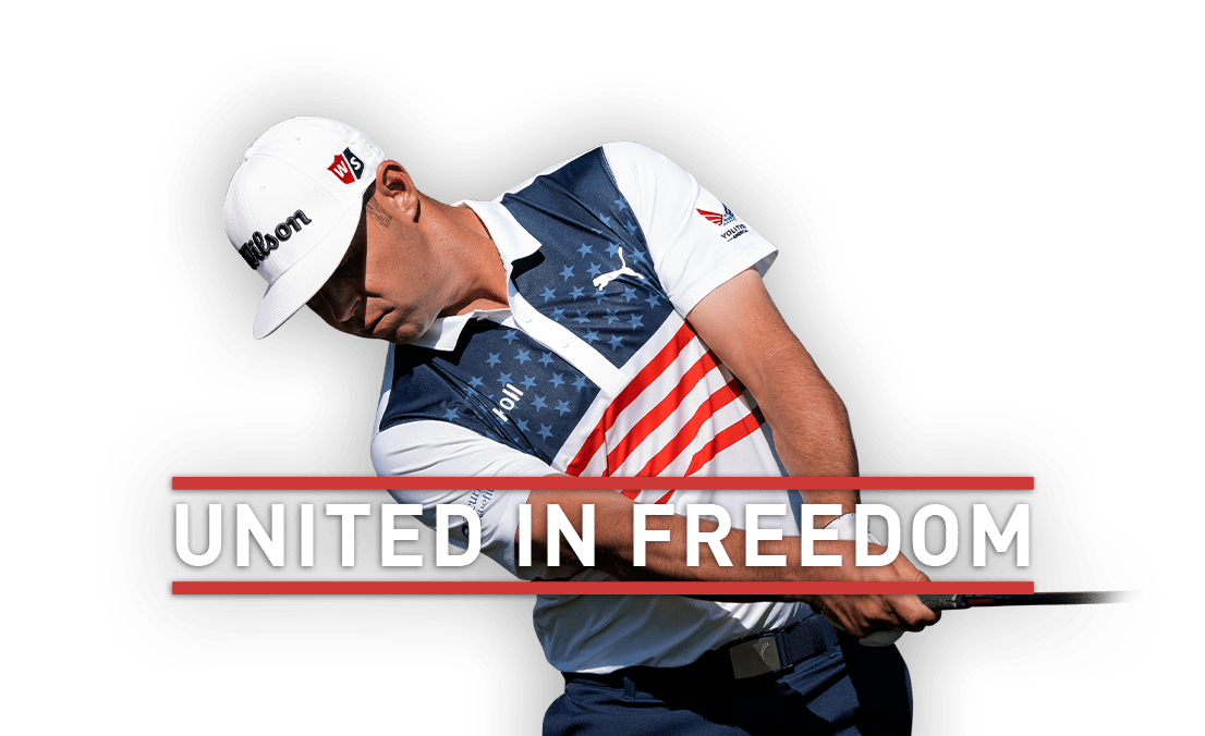 Gary Woodland Supports Volition